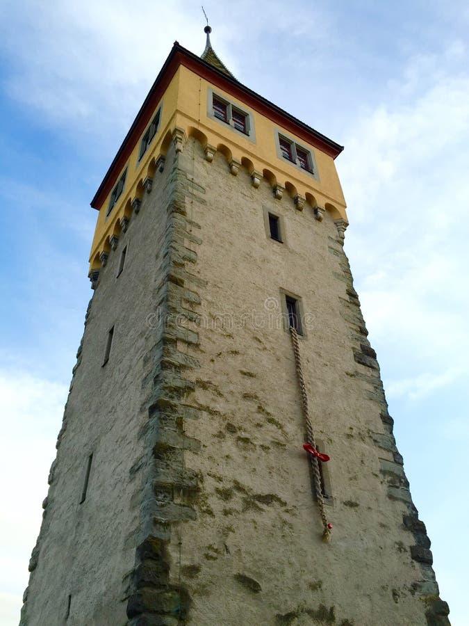 wysoka wieża obraz stock