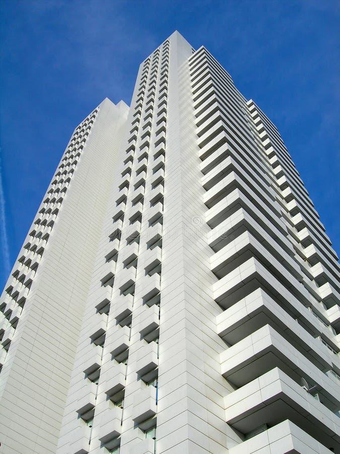 wysoki budynek obraz royalty free