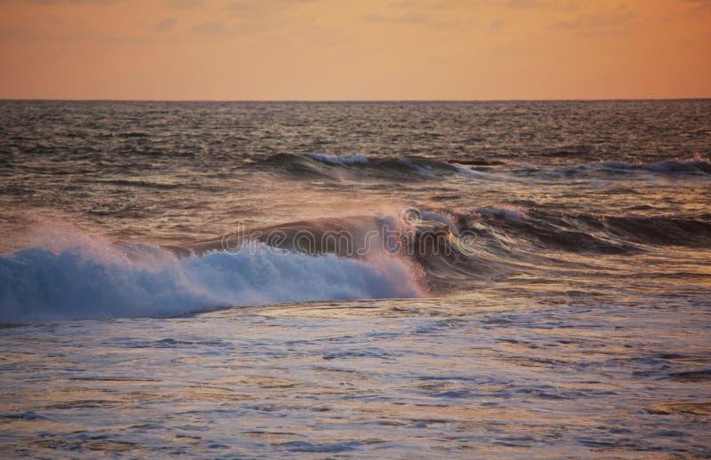 wysoki jpg rezolucji morza słońca fotografia stock