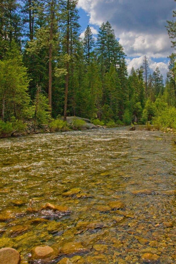 Download Wysoki kraju strumień zdjęcie stock. Obraz złożonej z park - 13331322