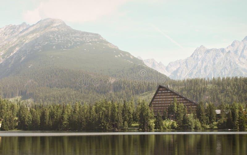Wysoki Tatras Donovaly fotografia stock