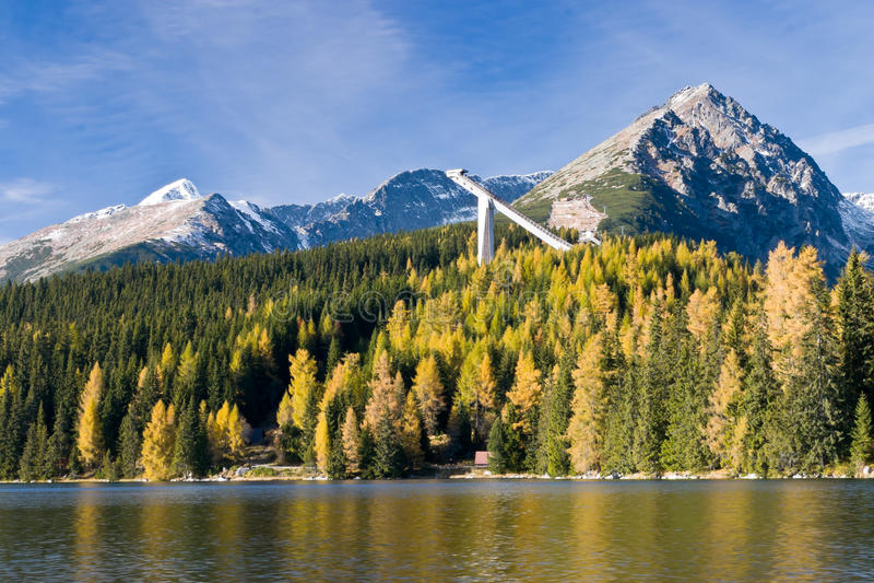 wysokich gór tatras zdjęcia royalty free
