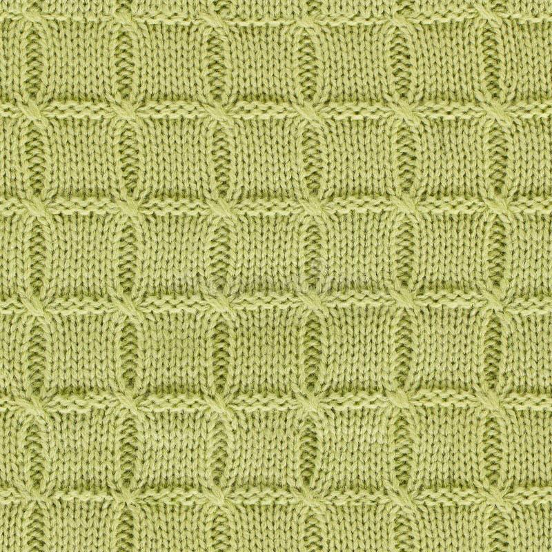 Wysokiej jakości bezszwowa tekstura trykotowa tkanina fotografia stock