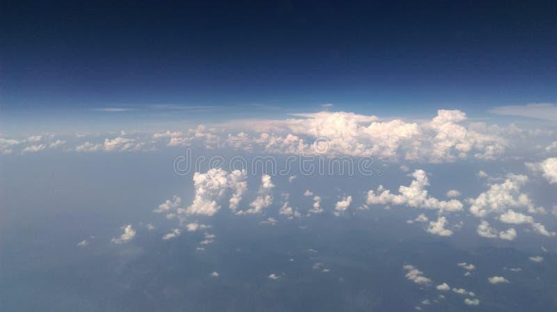 wysokość latająca obrazy stock