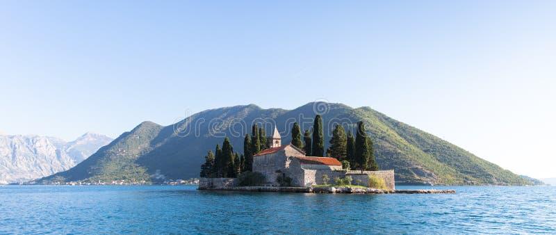 Wyspa święty George obraz royalty free