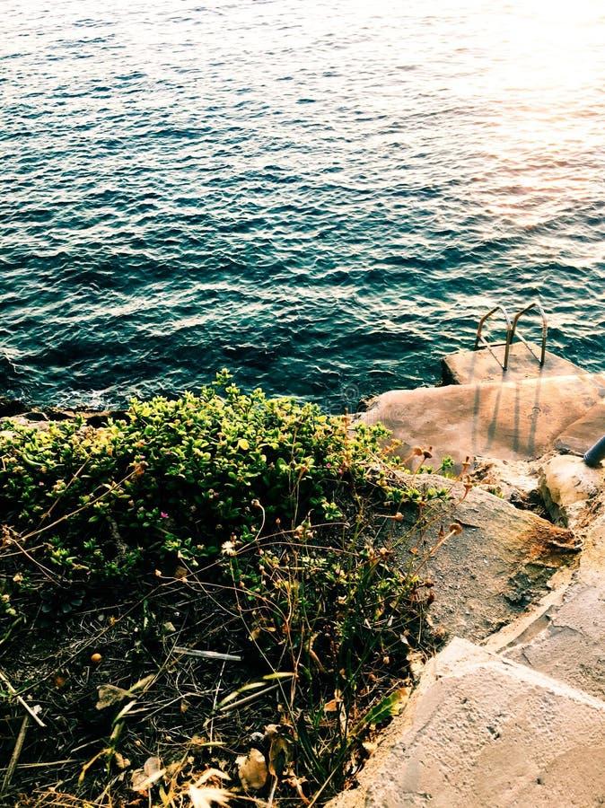 Wyspa obraz royalty free