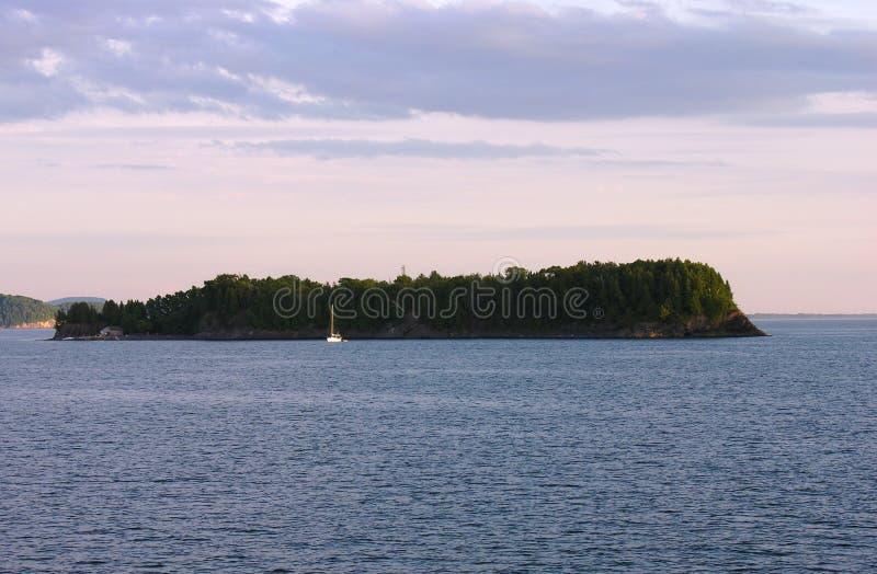 wyspa zdjęcie stock
