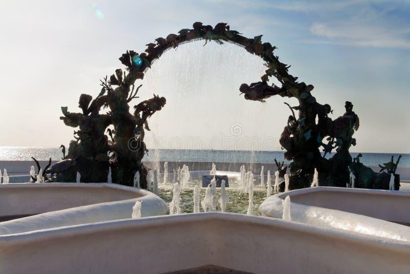wyspa cozumel Meksyku Yucatan zdjęcie royalty free