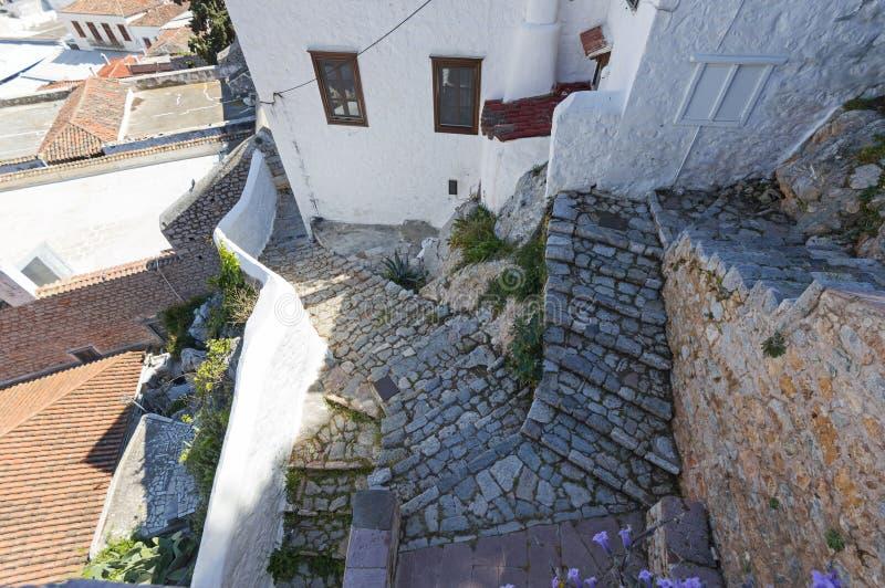 wyspa hydry greece obrazy royalty free