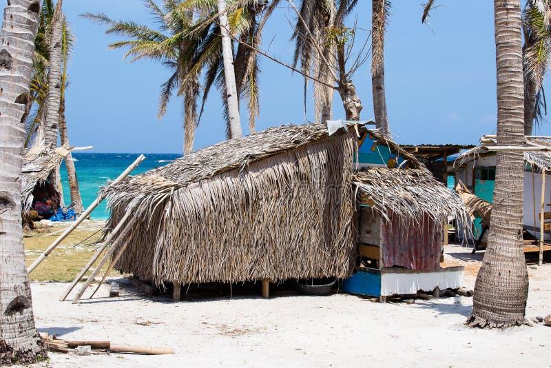 Wyspa Malapascua, Filipiny zdjęcia stock