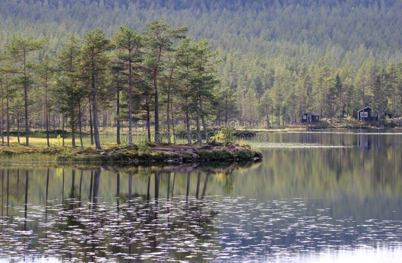 Wyspa Na Naersjoen obraz royalty free