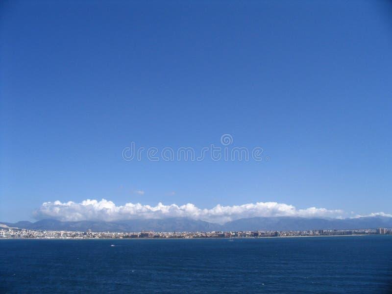 Wyspa palma de Mallorca zdjęcie stock