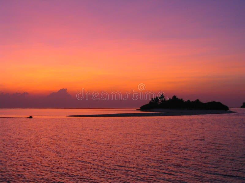 wyspa samotna zdjęcia royalty free