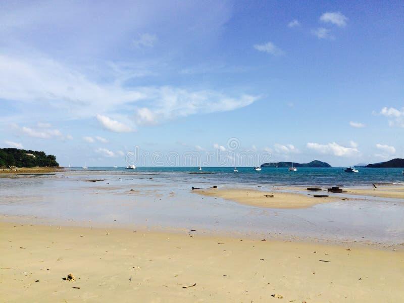 wyspa tristana obraz royalty free