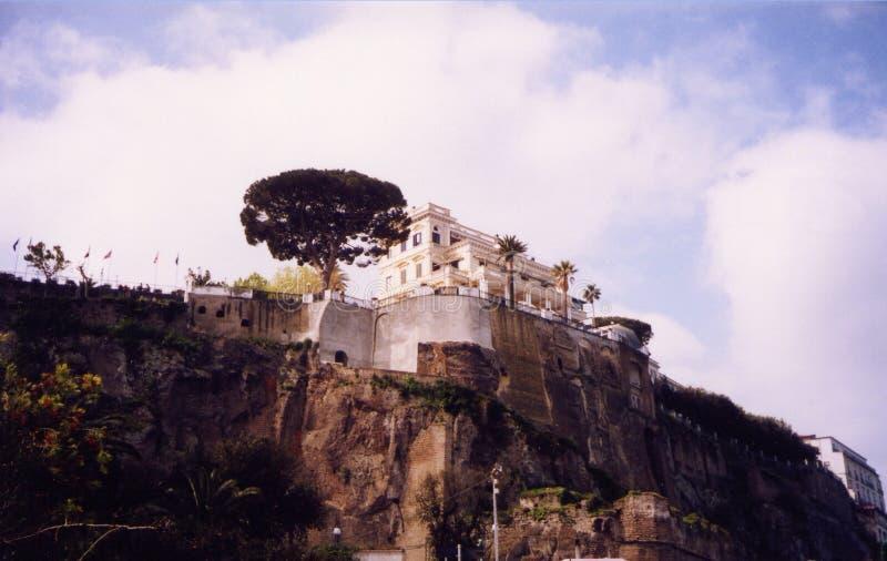 Wyspa Włochy Capri Obrazy Stock