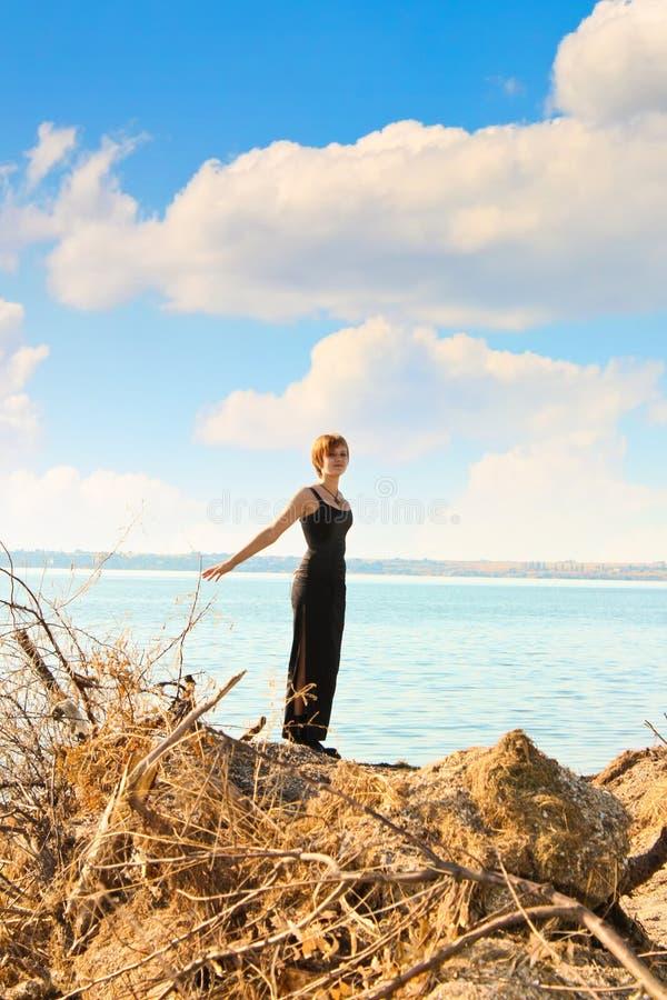 wyspy kobiety potomstwa obrazy stock