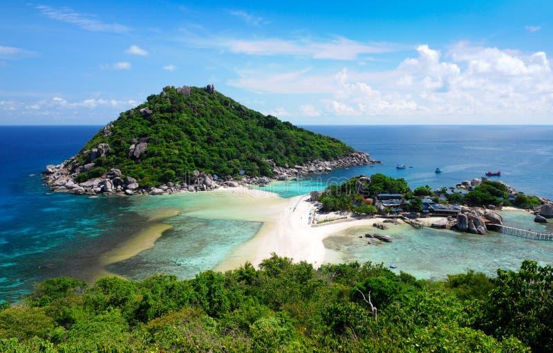 wyspy koh nang Surat Thailand Juan zdjęcia stock