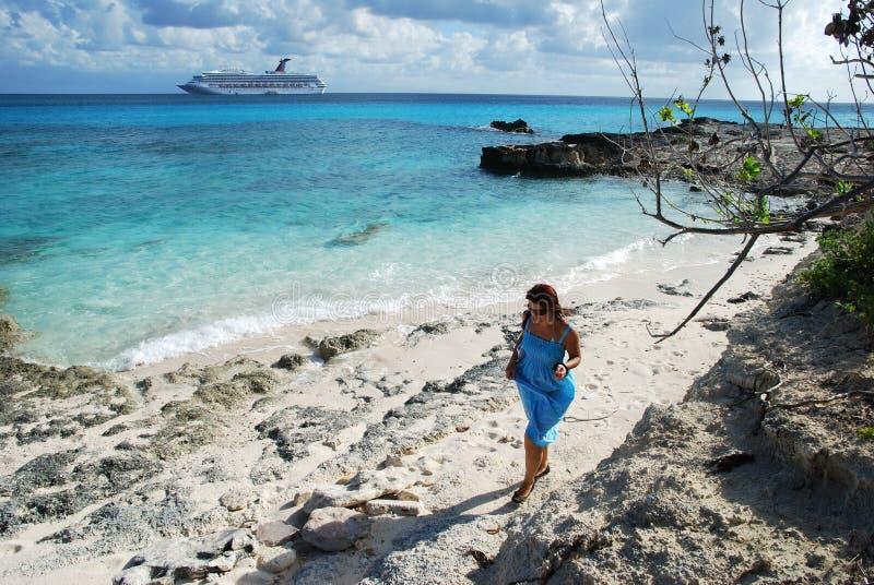 wyspy odprowadzenie obraz royalty free