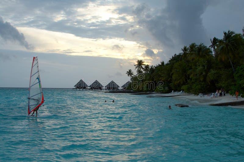 wyspy paradise słońca obrazy royalty free