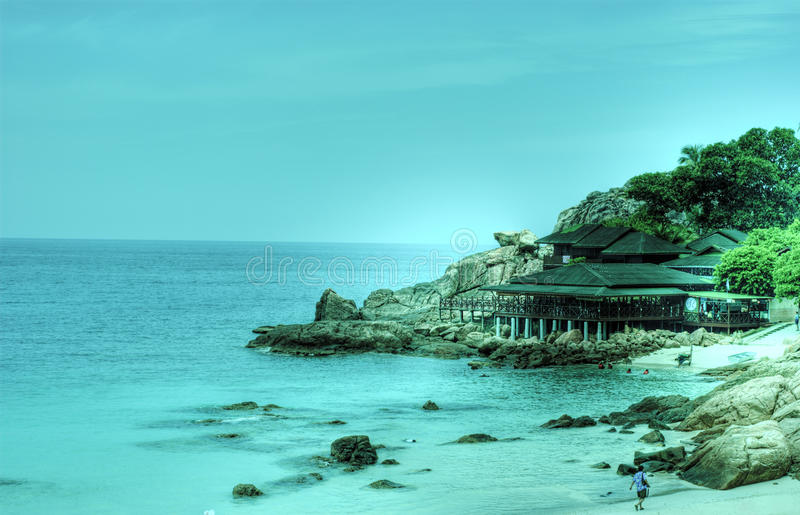 wyspy redang zdjęcie royalty free