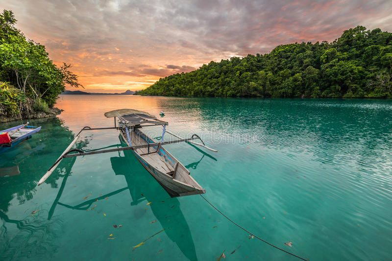 wyspy togian obrazy royalty free