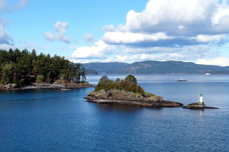 wyspy wiosny soli fotografia stock