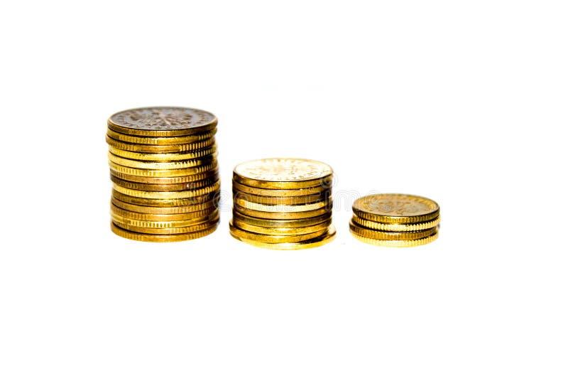 wystawia rachunek dolarowego trawy zieleni narastającego przyrosta sto pieniądze jeden zdjęcia royalty free