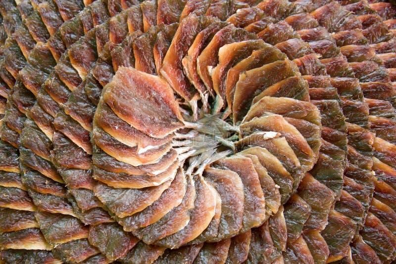 Download Wysuszona Słodka Makrela W Okręgu Zdjęcie Stock - Obraz złożonej z ryba, smakowity: 28968208