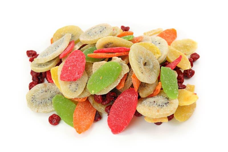 wysuszone owoc zdjęcie stock