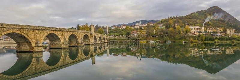 Wyszehradzki, Unesco światowego dziedzictwa miejsce obrazy royalty free