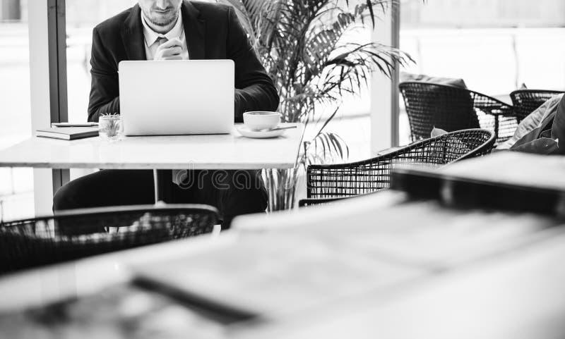 Wyszukiwać Biznesowego związku stylu życia miejsca pracy pojęcie obrazy stock