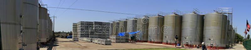 Download Wytwórnia Win Santa Cruz Chile Obraz Stock - Obraz złożonej z chile, budynek: 57669555