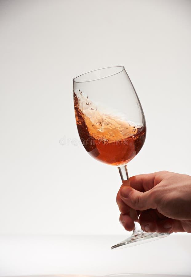 Wytwórnii win smaczny zakończenie zdjęcia stock