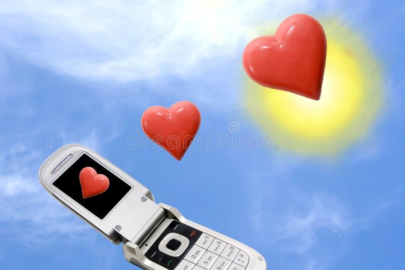 wywoławcza miłość zdjęcie stock