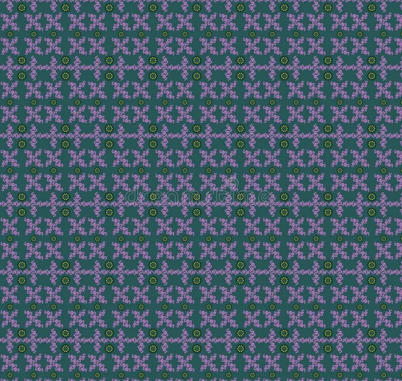 Download Wzór ilustracji. Ilustracja złożonej z abstrakt, robić - 57670907