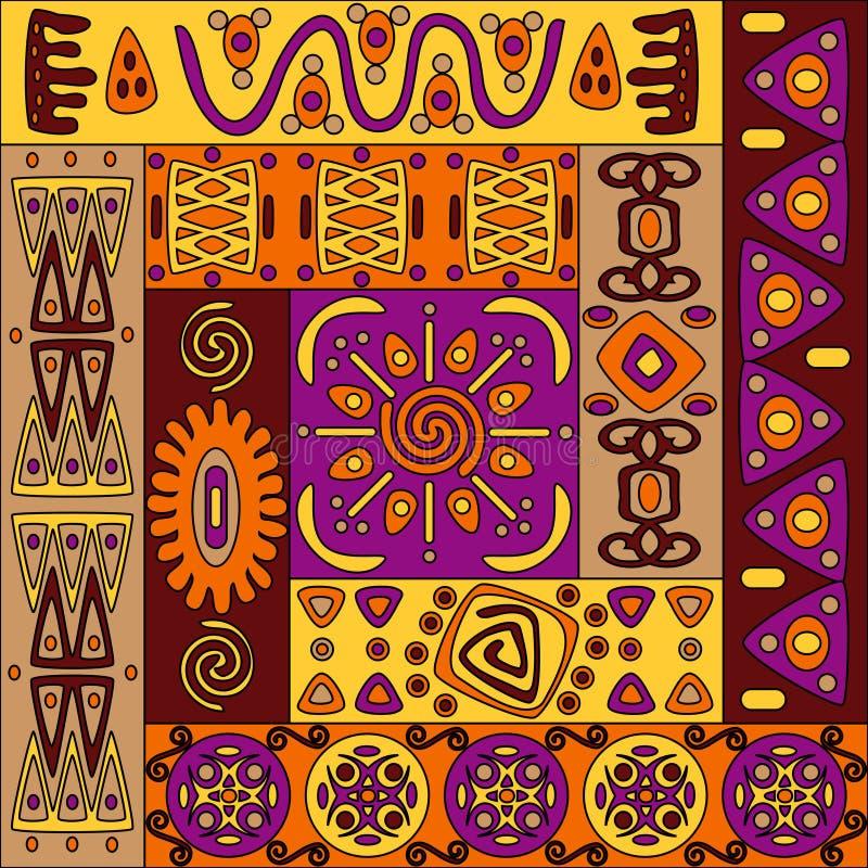 wzór afryki