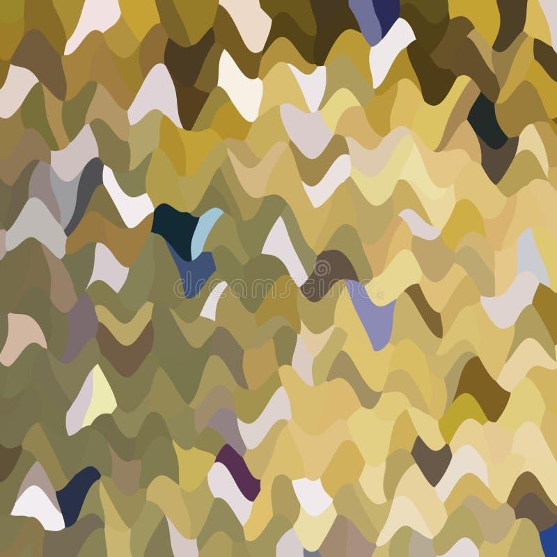 wzór bright Mozaika geometryczni kształty kolorowych punktów abstrakcyjny tło royalty ilustracja