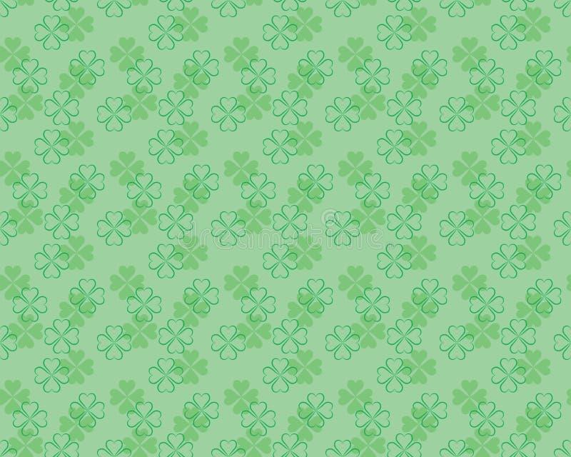 Download Wzór dla St. Patrick dnia ilustracja wektor. Ilustracja złożonej z świętowanie - 28952064