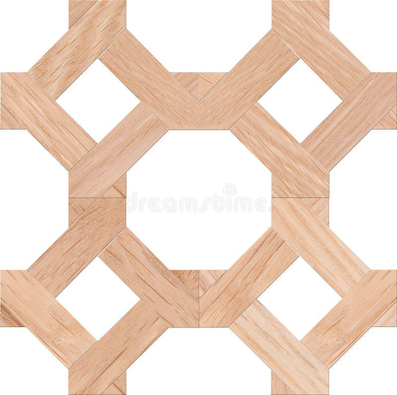 Wzór floorboard na parkietowym tle fotografia royalty free