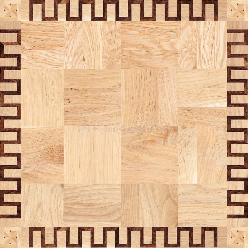 Wzór floorboard na parkietowym tle obraz royalty free