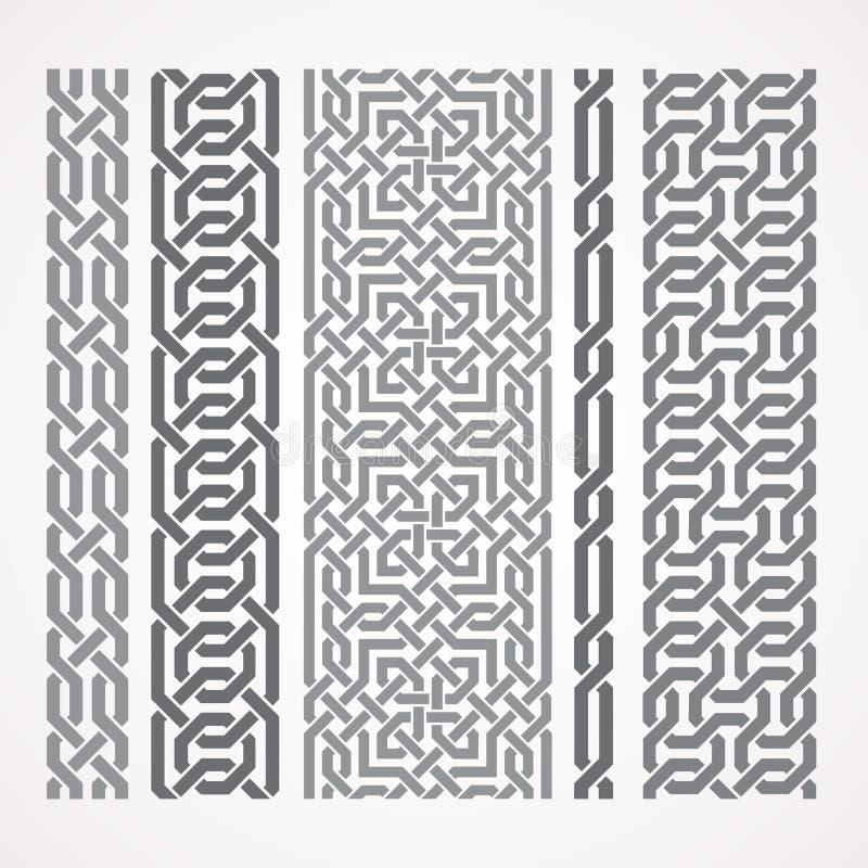 wzór islamskiego royalty ilustracja