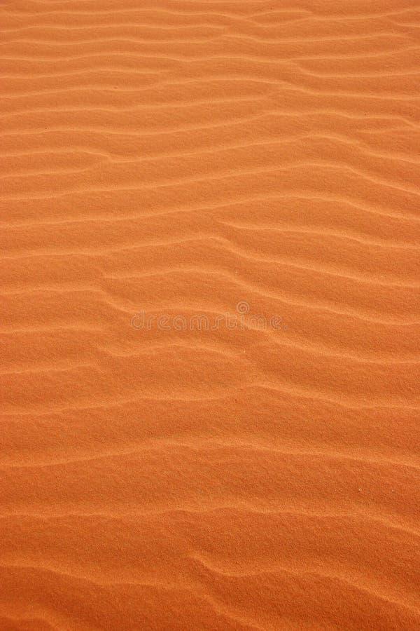 wzór na piasku obraz stock