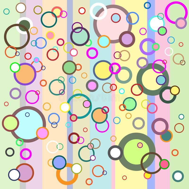 wzór tła abstrakcyjne ilustracji