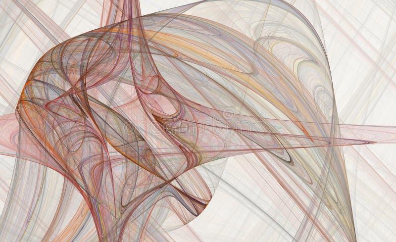 wzór tła spływania ilustracji