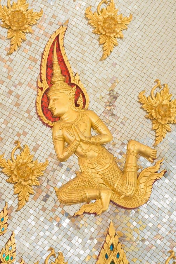 Wzór w świątyni obraz stock