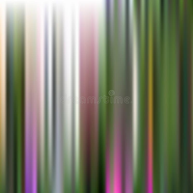 Wzór z kolorowymi lampasami dla tapety ilustracja wektor