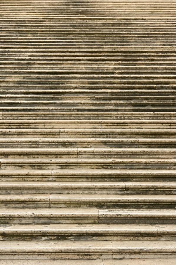 wzgórza capitoline schody Rzymu fotografia royalty free