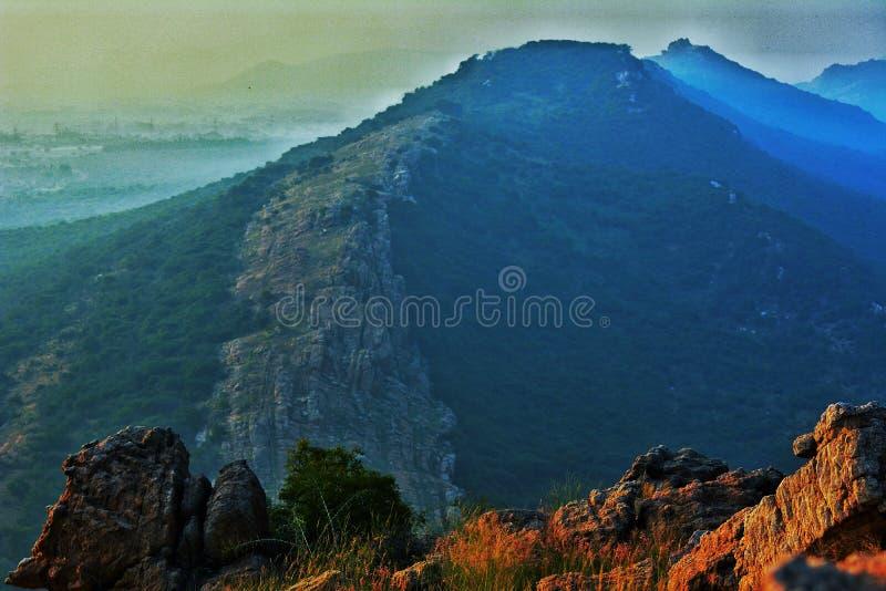 wzgórze zdjęcie royalty free