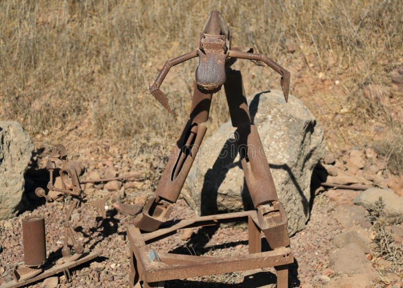 Wzgórze Golan zdjęcia stock