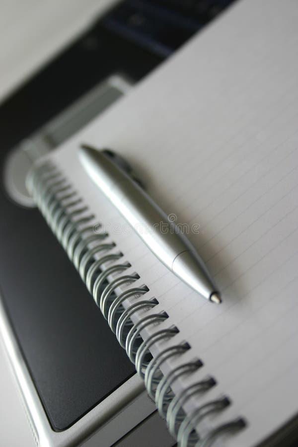 wziąć notatki obrazy stock